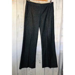 THEORY Bricker Tennessee Wide Leg Denim Trousers